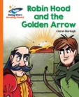 Image for Reading Planet - Robin Hood and the Golden Arrow - Orange: Galaxy