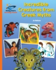 Image for Incredible creatures from Greek myths