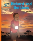 Image for Reading Planet - Richard and the Lions - Orange: Galaxy