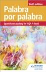 Image for Palabra por palabra  : Spanish vocabulary for AQA A-level
