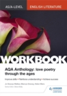 Image for AS/A-Level English Literature workbook  : AQA A anthology