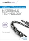 Image for AQA Level 1/2 Technical Award Materials Technology technology
