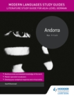 Image for Andorra: literature study guide for AS/A-level German
