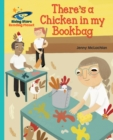Image for There's a chicken in my bookbag