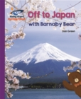 Image for Off to Japan with Barnaby Bear