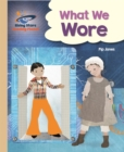 Image for What we wore