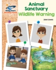 Image for Animal sanctuary: wildlife warning