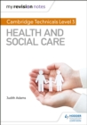 Image for Cambridge technicals level 3 health and social care