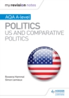 Image for AQA A-level politics: US politics