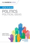 Image for AQA AS/A-level politics: political ideas