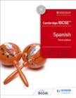 Image for Cambridge IGCSE Spanish: Student book