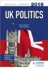 Image for UK politics  : annual update 2018