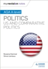 Image for AQA A-level politics  : US politics