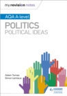Image for AQA AS/A-level politics  : political ideas