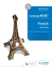 Image for Cambridge IGCSE French.: (Student book)