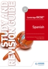 Image for Cambridge IGCSE Spanish: Study and revision guide