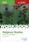 Image for OCR A level religious studies  : philosophy of religion workbook