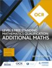 Image for OCR additional mathematics