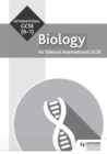 Image for Edexcel international GCSE biology.: (Student lab book)
