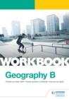 Image for WJEC Eduqas GCSE (9-1) Geography B Workbook