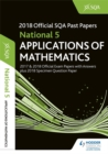 Image for National 5 Applications of Maths 2018-19 SQA Specimen and Past Papers with Answers