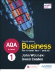Image for AQA A-level business 1