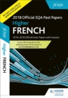 Image for Higher French 2018-19 SQA past papers with answers