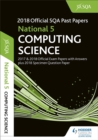 Image for National 5 computing science 2018-19 SQA specimen and past papers with answers