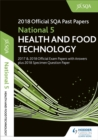 Image for National 5 health & food technology 2018-19 SQA specimen and past papers with answers