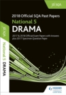 Image for National 5 drama 2018-19 SQA specimen and past papers with answers