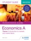 Image for Pearson Edexcel A-level economics A.: (Student book)