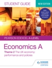 Image for Edexcel economics A.: (Student guide) : Theme 2,