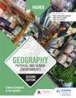 Image for Higher geography: Physical and human environments