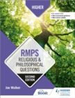 Image for Higher RMPS  : religious & philosophical questions