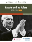 Image for Russia and its rulers, 1855-1964