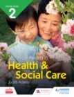 Image for Technical award in health and social care. : CACHE level 2