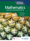 Image for Mathematics for the IB diploma: analysis and approaches SL