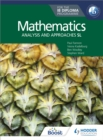 Image for Mathematics for the IB diploma  : analysis and approaches SL