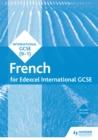 Image for Edexcel international GCSE French.: (Grammar workbook.)