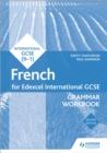 Image for Edexcel international GCSE French: Grammar workbook