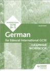 Image for Edexcel International GCSE German Grammar Workbook Second Edition