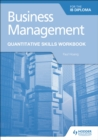 Image for Business management for the IB diploma quantitative skills workbook