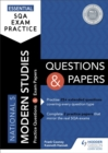 Image for National 5 modern studies questions and papers