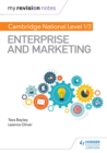 Image for Cambridge National level 1/2 enterprise and marketing