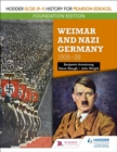 Image for Weimar and Nazi Germany, 1918-1939
