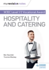 Image for WJEC Vocational award in hospitality and catering. : Level 1/2