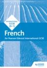 Image for Edexcel international GCSE French.: (Vocabulary workbook)