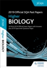 Image for Higher biology  : 2019 official SQA past papers