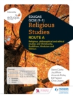 Image for Religious, Philosophical and Ethical Studies and Christianity, Buddhism, Hinduism and Sikhism