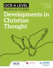 Image for OCR A Level religious studies: Developments in Christian thought